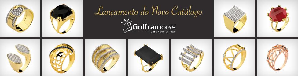 Novo catálogo joias
